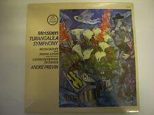 Messiaen Previn Turangalîla Symphony Angel SB-3853 =SLS 5117 NEW PROMO TAS LIST
