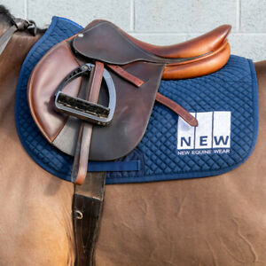 New Equine Wear Show Jumping Saddlecloth Top Quality Professional Numnah