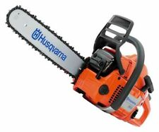 "Chainsaw Husqvarna 353 with 15"" bar and chain! New!"