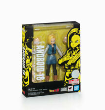 S.H.Figuarts Dragon Ball Z ANDROID 18 Tamashii Event Exclusive Color Pre-Order