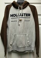 Hollister Mens Sweatshirt Hoodie size Medium Med M