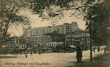 Sweden Goteborg Göteborg - Fisktorget 1914 postcard