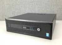 HP EliteDesk 800 G1 SFF PC, i5-4570 CPU, 8GB RAM, 1TB HDD, WiFi, Windows 10