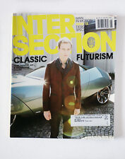 INTERSECTION magazine Summer DESIGN SPECIAL  2008 - ISSUE 12 - Cover by Matteo F
