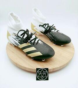 Adidas Mens Predator 20.3 FG FW9196 Soccer Cleats Unisex Sizes MENS 6.5 WMNS 8