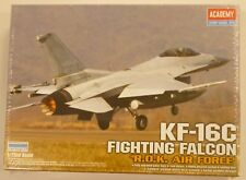 Academy 1/72 KF 16C Fighting Falcon ROK Air Force Model Kit 12418