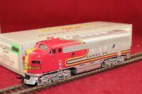 Bachmann 11224 H0 US Diesellok Santa Fe mit Licht/sehr guter Zustand/OVP