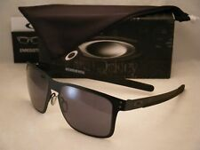 Oakley Holbrook Metal Matte Black w Grey Lens (oo4123-01)