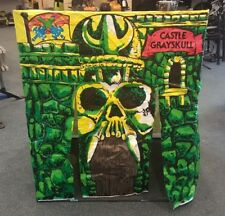 HG Industries Masters of The Universe Castle Grayskull Playhouse Pre-owned