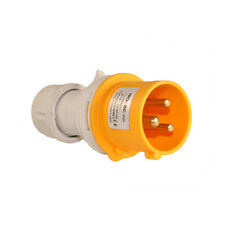 16amp 3pin 110v IP44 Plug