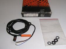 NEW - IFM IE5099 IEC3002-BPOG Proximity Switch Inductive 2mm DC PNP