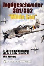 """Book - Jagdgeschwader 301/302 """"Wilde Sau"""": In Defense of the Reich"""