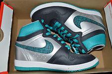 New Nike Womens Dunk Sky Hi High Wedge Shoes 629746-004 sz 7 Sneakers