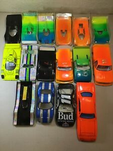 Lot of 16 USED 1:24 Scale Slot Car Bodies