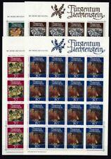 Briefmarken aus Liechtenstein als Satz