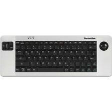 Technisat ISIO Control Keyboard Aluminium Tastatur Keyboard USB Port