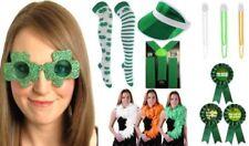 Boas, écharpes et guirlandes verts sans marque pour déguisement et costume