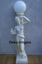 Lampe Stehlampe Stehleuchte Figur Akt Figurenlampe Skulptur Weiblich 6856 F70
