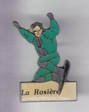 RARE PINS PIN'S .. SPORT HIVER SKI SKIING MONOSKI SNOWBOARD LA ROSIERE 73 ~ED