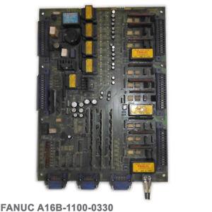 FANUC PCB-AC SERVO CONTROL DIGITAL A16B-1100-0330