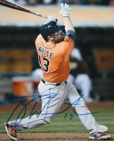 Tyler White Autographed Houston Astros 8X10 Batting Photo- JSA W Auth