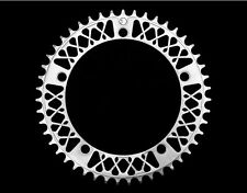 Factory Five Lattice Silver Track Chainring fixed gear 144bcd