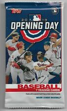 2019 Topps Opening Day Baseball Unopened Single Pack w/ 7 Trading Cards