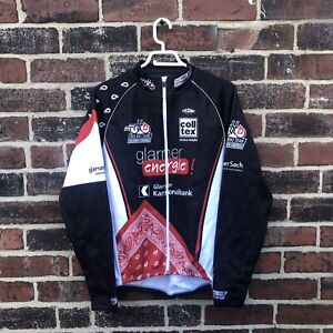 Rad Bike Team Cycling Jacket Awsome Design And Patten See Measurements