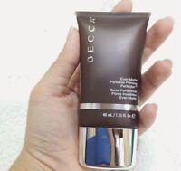 Becca Ever Matte Poreless Priming Perfector Makeup Foundation Primer 1.35oz READ