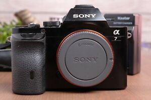 Sony Alpha a7R 36.4MP Digital SLR Camera - Black (Body Only)