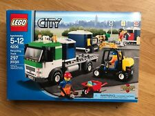 LEGO City RECYCLING TRUCK W/FORKLIFT 4206 New Sealed RETIRED SET