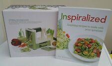 NEW BOXED SPIRALSCHNEIDLER & BOOK FOR FRUIT & VEG FUN HEALTHY FOOD