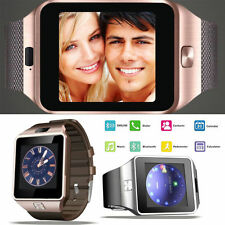 Bluetooth Smart Watch DZ09 phone GSM SIM Card For Android iphone Samsung LG Sony