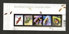 2010 S/SHEET, BENEFICIAL INSECTS LOW VALUE DEFINS. UC# 2410a IN MINT CONDITION