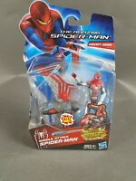 Hasbro NEW Spider Man Concept Series Missile Attack Spider Man Figure 1064W