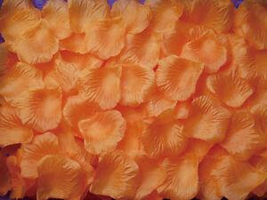 2000/1000pcs Multi Colors Silk Flower Rose Artificial Petals Wedding Decorations