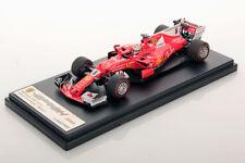 1/43 Looksmart  Ferrari SF70-H  Winner 2017 Monaco GP  S.Vettel