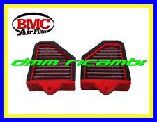 Kit Modifica Filtri Aria sportivi BMC DUCATI 748 916 996 998 Filtro 2 racing