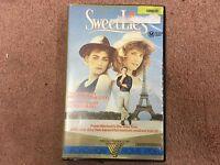 Sweet Lies VHS Treat Williams Joanna Pacula Romantic Comedy Rare OOP PAL