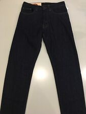Kent & Curwen. Harrow Carrot Fit Jeans. Size 28. RRP £160.
