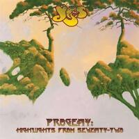YES Progeny: Highlights From Seventy-Two 2CD BRAND NEW Live Digipak