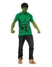 """Hulk Costume, Mens Classic T-Shirt Kit, X-Large, CHEST 44 - 46"""""""