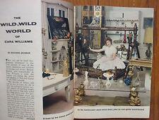 July-1961 TV  Guide(PETE AND GLADYS/CARA WILLIAMS/HARRY MORGAN/HERSCHEL BERNARDI