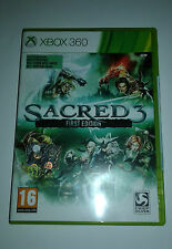 Gioco originale Sacred 3 - First Edition xbox360 ITA