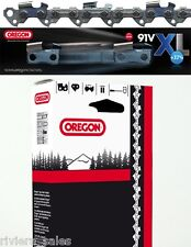"GENUINE OREGON 91VXL CHAINSAW CHAIN / BLADE FOR RYOBI RCS3540C 18"" 1.3mm 3/8"""