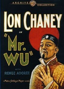 Mr. Wu (DVD, 2010)