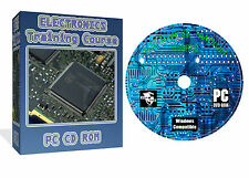 Electronics & Electrical Engineering Training Course + Pat Testing PC DVD Rom
