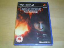 FINAL FANTASY 7 DIRGE CERBERUS PLAYSTATION 2 PS2 *NEW*