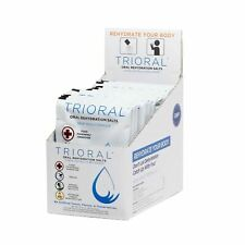 TRIORAL - Oral Rehydration Salts ORS (15, One Liter Packets/Box) World Health...