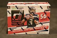2020 Panini Donruss NFL Football Mega Box Target Exclusive - Lot of 2